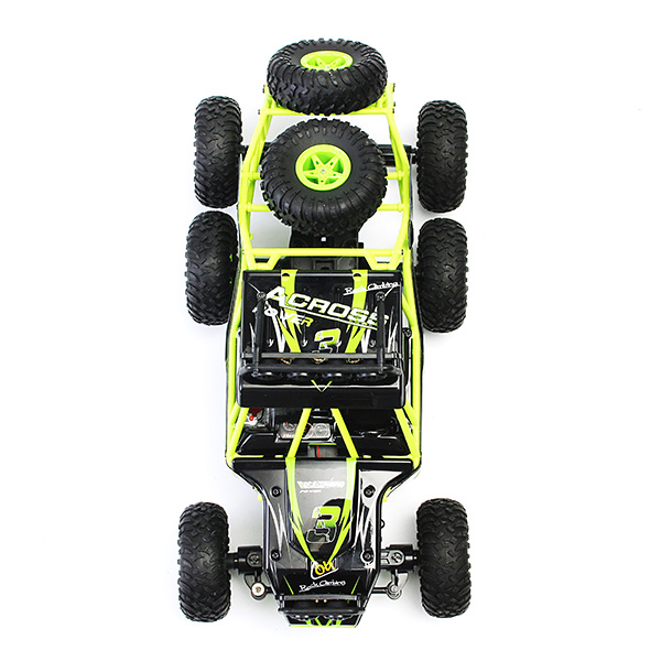 WLtoys Across CrawlerKing 18628 1/18 6WD Arrampicatore RC Macchina RTR
