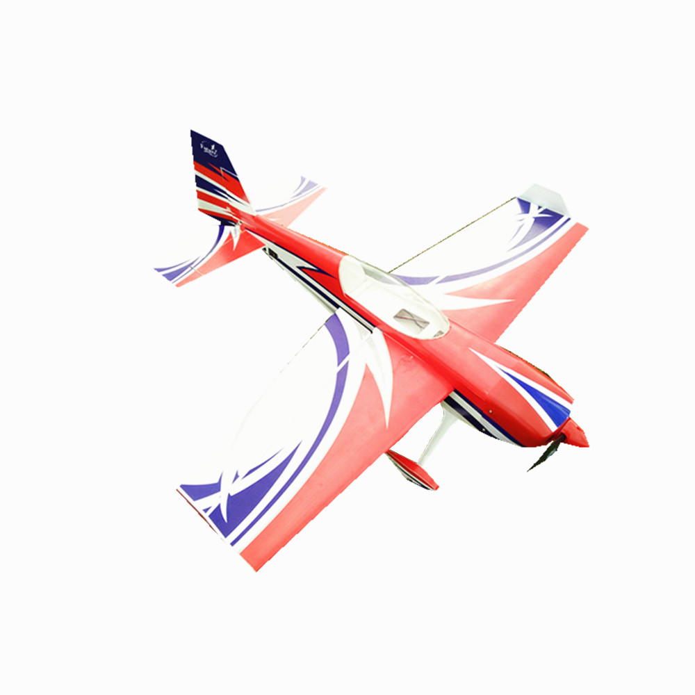 965mm Wingspan PP FPV Airplane RC Aircraft with Propeller/PVC Cover KIT - Photo: 5