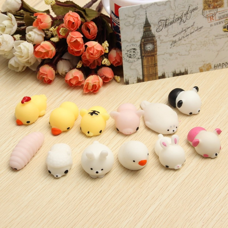 Caterpillar Squishy Squeeze Cute Healing Spielzeug Kawaii Collection Stress Reliever Geschenk Dekor