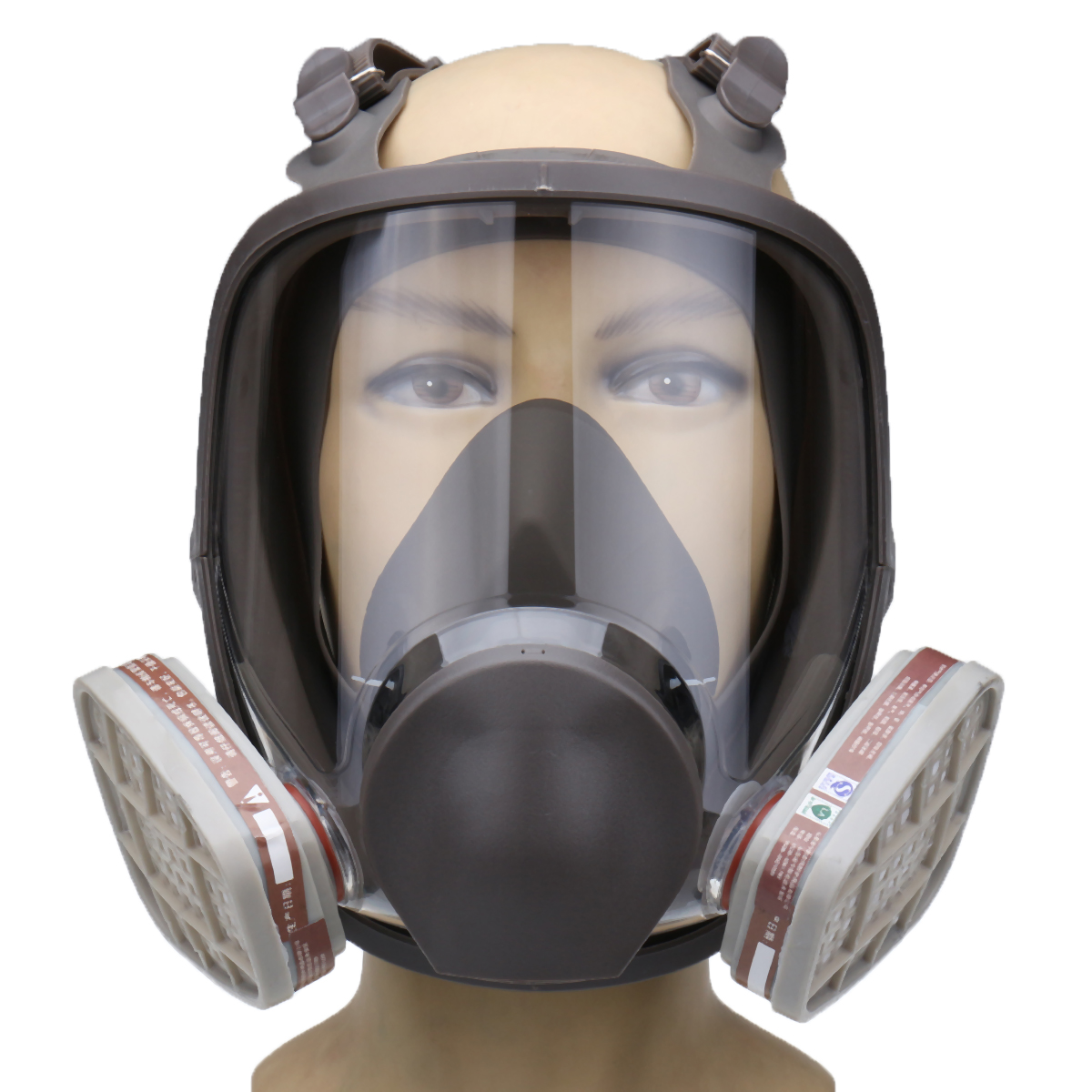 Silicone Facepiece Respirator 6800 Full Face Gas Mask P