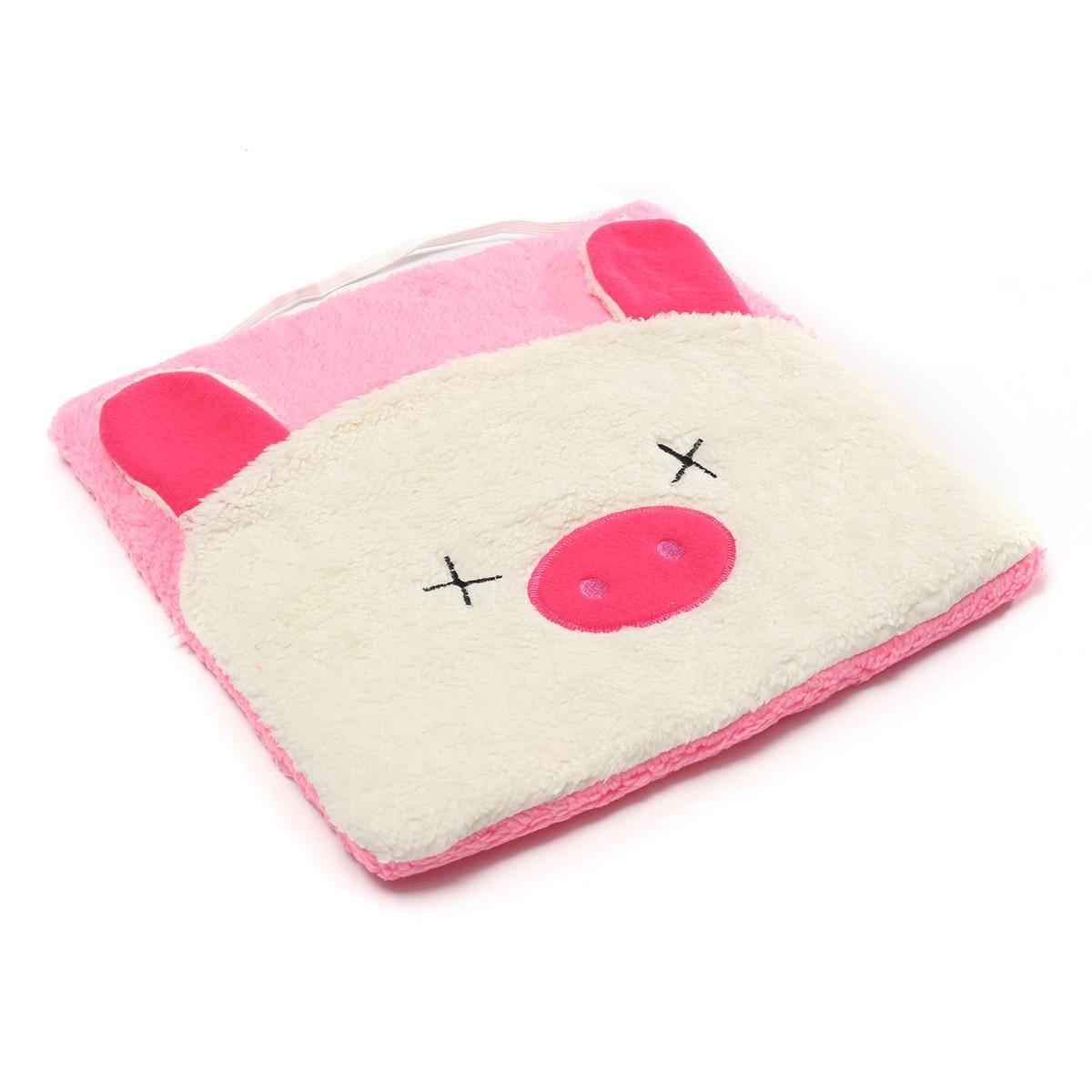 36 x 34cm Cotton Plush Cute Cartoon Cushion Car Office Chair Seat Home Sofa Pillow Pad