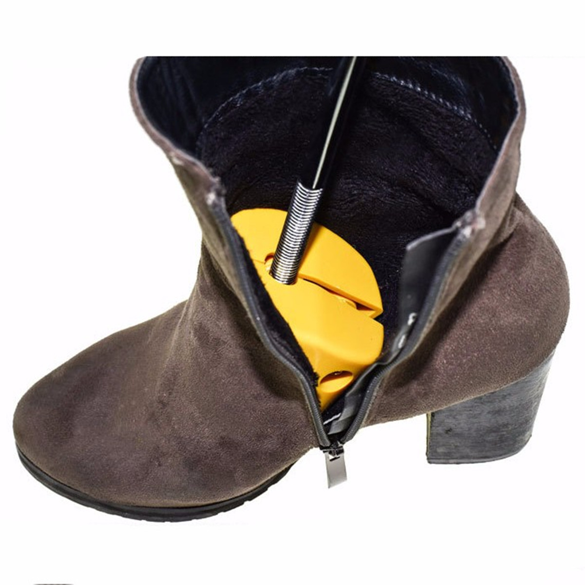 Professional Boot Stretcher Adjustable Width Shoe Shaper Extender Wooden Boot Tree Stretch for Women