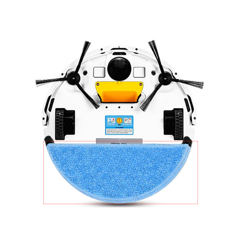 1Pcs Mopping Cloths Cleaning Cloth For Ilife V3S/V5S/V5 Robot Vacuum Cleaner