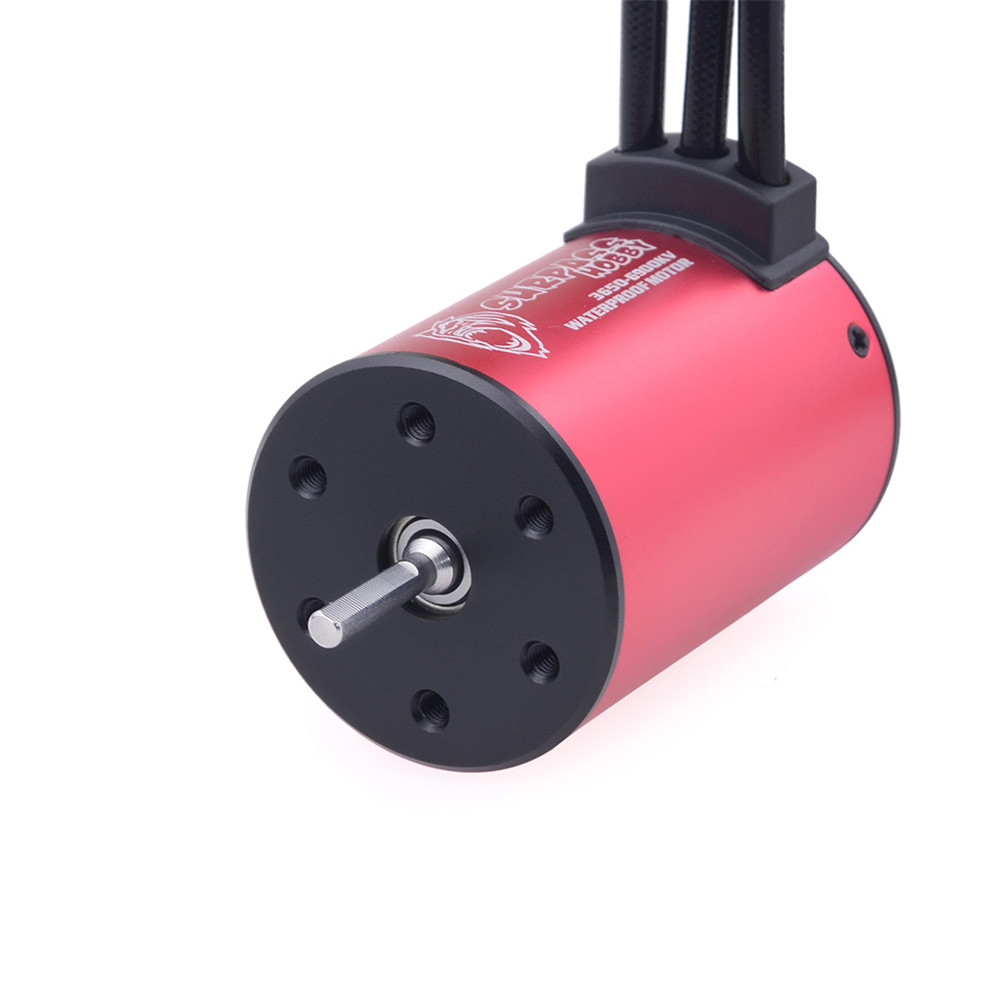 Surpass Hobby 3650 3100/3600/4500/5200kv 2S/3S 1/10 Waterproof RC Car Motor - Photo: 6