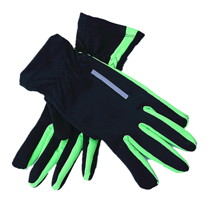 BIKIGHT Winter Outdoor Running Touch Screen Gloves Palm Key Bag Windproof Warm Play Mobile Phone Touch Glove