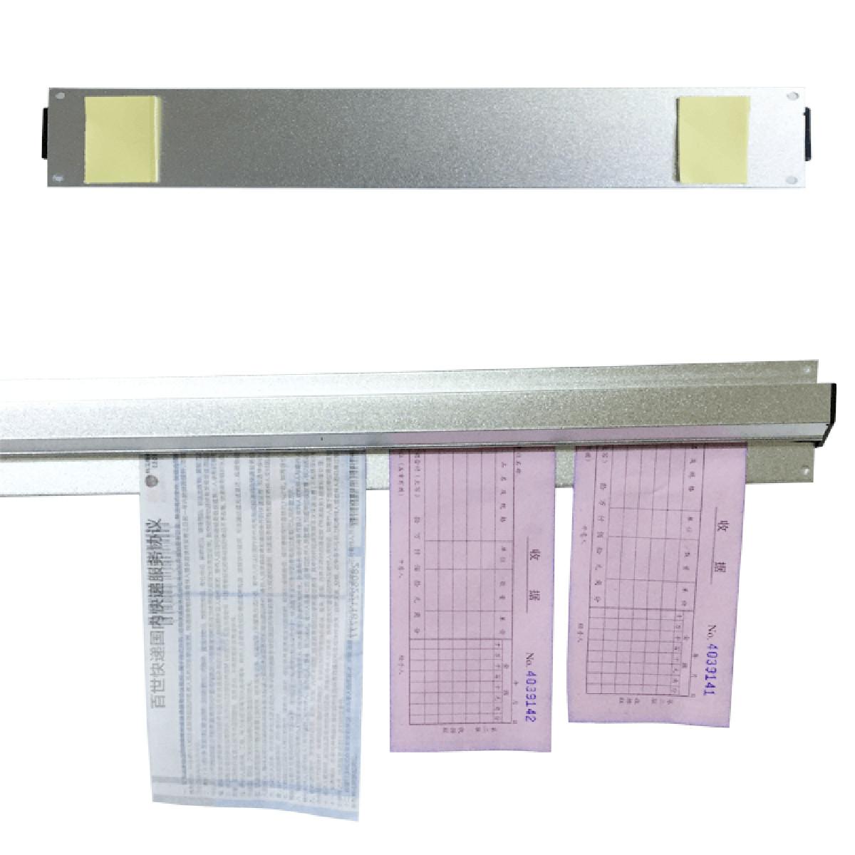 Paper Rail Tab Grabber Bar Receipt Cafe Order Holder Bar Bill Organiser Letter Grip Bill
