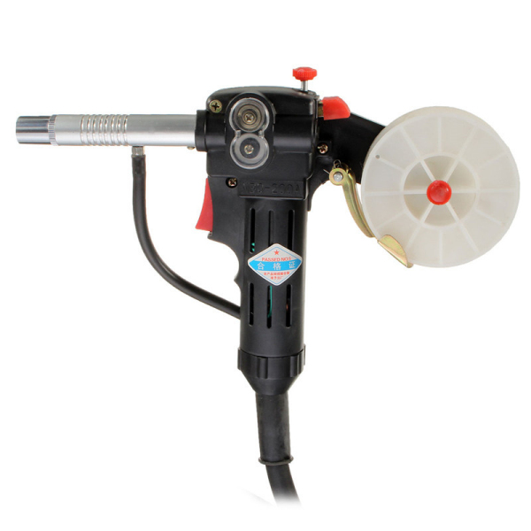 NBC-200A Miller MIG Spool Gun Push Pull Feeder Aluminum Welding Torch with 1m Cable
