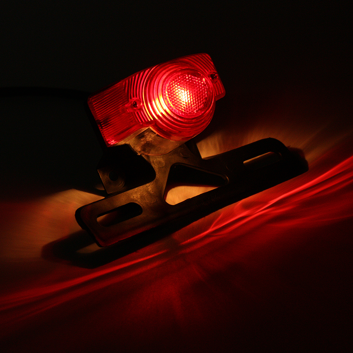 Tail Light Motorcycle Rear Lamp For Honda Monkey Z50 Z50JZ Z 50 KDF Bike