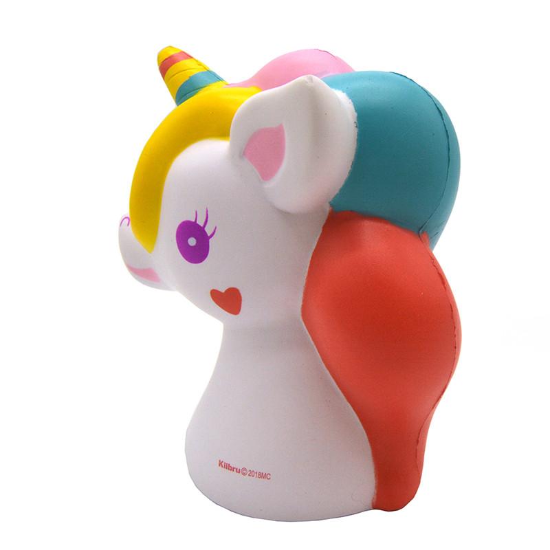 Kiibru Squishy Unicorn 16CM Slow Rising Soft Animal Collection Gift Decor Toy Original Packaging