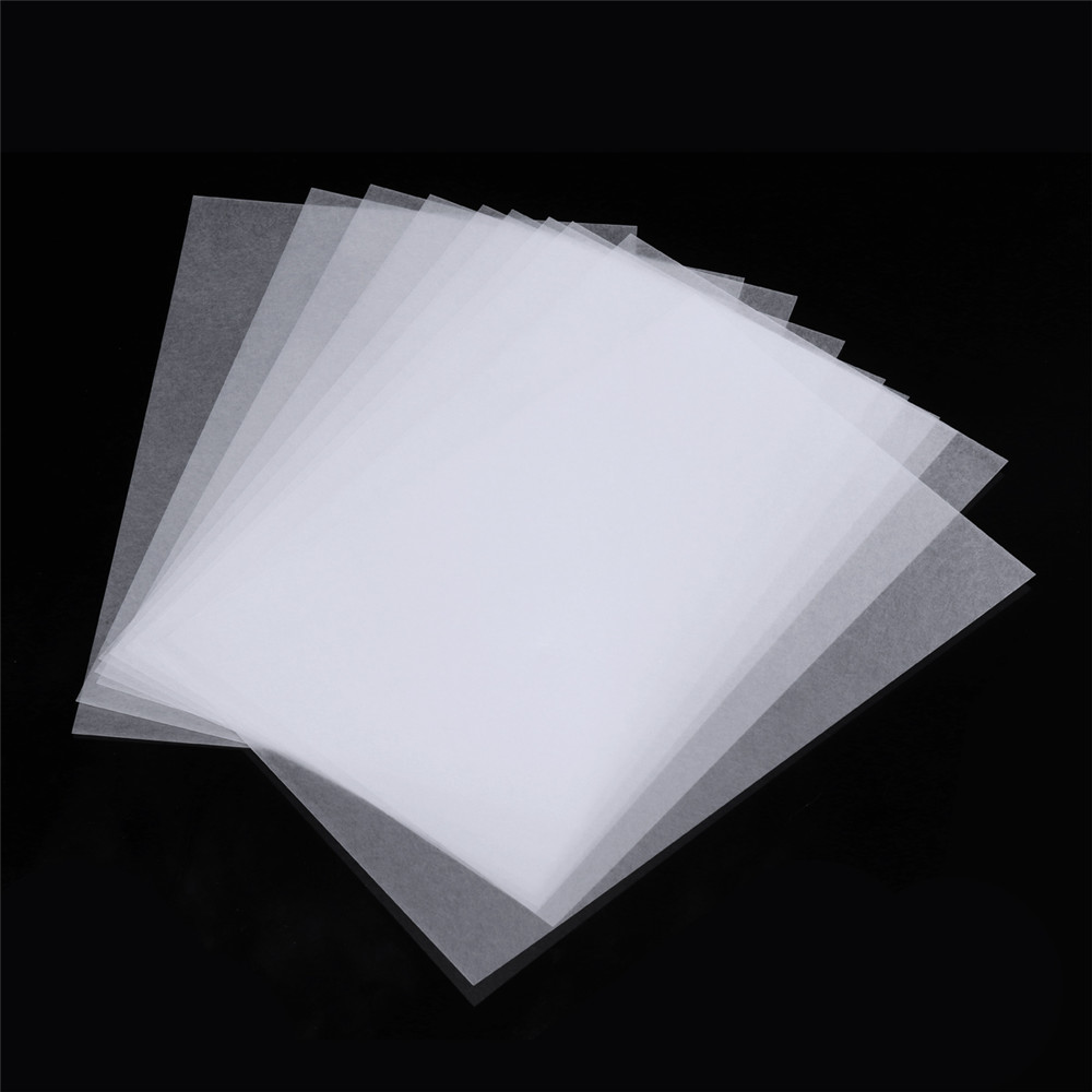 10pcs Heat Shrink Paper Film Sheets for Jewelry Making Craft Deco Rough Polish DIY