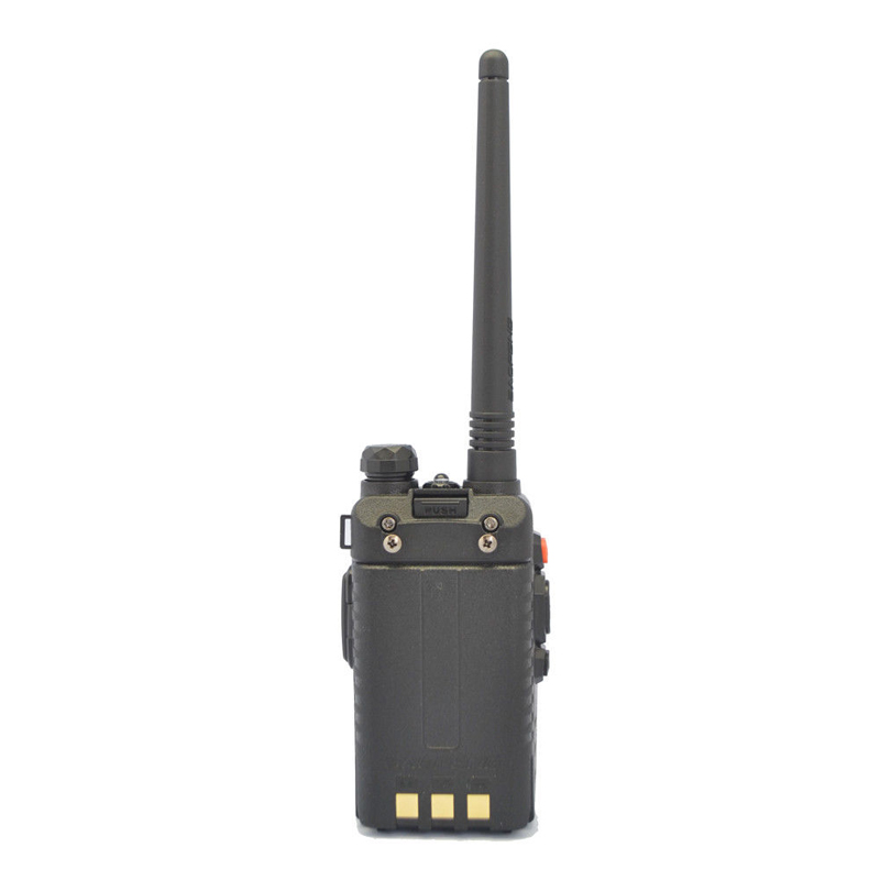 BAOFENG UV-5R 2nd Gen 128 Channels UHF 400-520 MHz Dual Band Two Way Handheld Radio Walkie Talkie