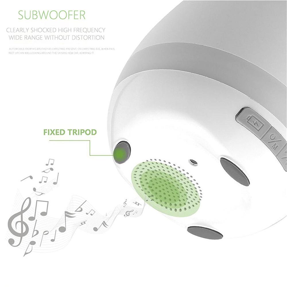 Bakeey™ K3 Waterproof Wireless bluetooth Speaker LED Flower Pot Touch Piano Music Mini Speaker