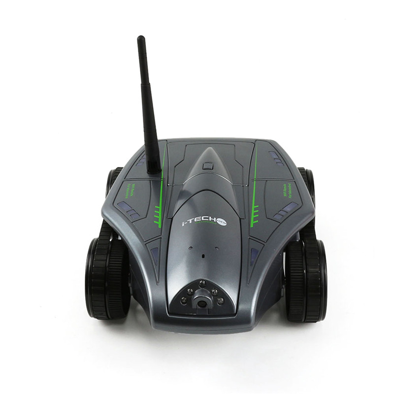 RC Car Tank 777-325 Wifi FPV 1MP HD App Remote Control Toy Phone Controlled Robot Toys