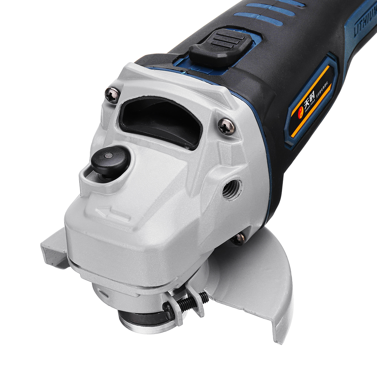 108VF 20000mA Rechargeable Cordless Eectric Angle Grinder Set with 1Pcs or 2Pcs Li-ion Batteries