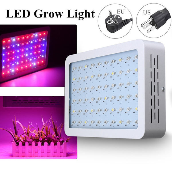 50W Full Spectrum LED Grow Light Hydroponic Indoor Veg Bloom Plant Lamp