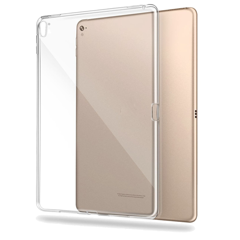 Clear Transparent Soft TPU Case For iPad Pro 10.5