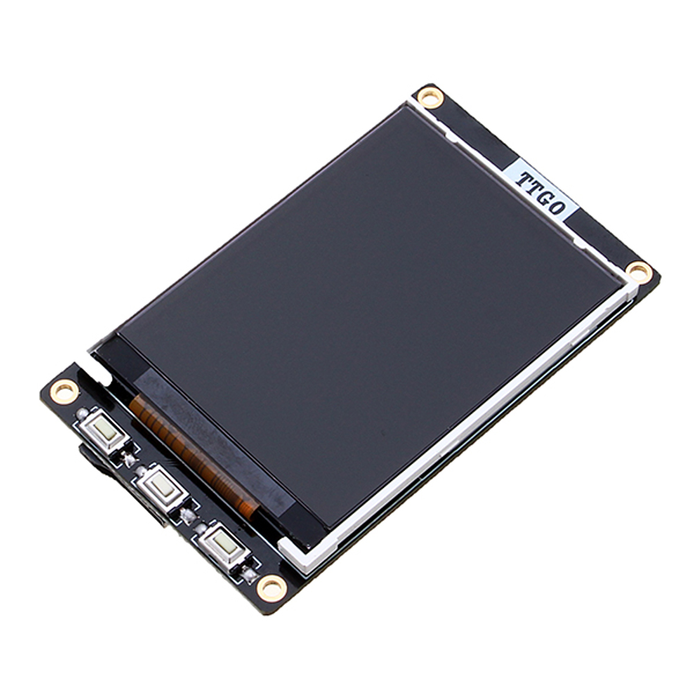 Wemos® TTGO BTC Ticker ESP32 Module For Arduino Source Bitcoin Price Ticker Program 4 MB SPI Flash 4 MB Psram