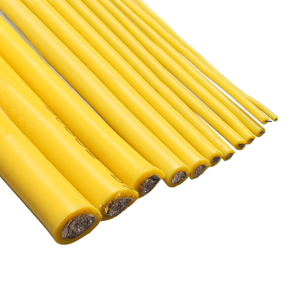 Yellow 3 M 8/10/12/14/16/18/20/22/24/26 AWG Silicone Wire SR Wire