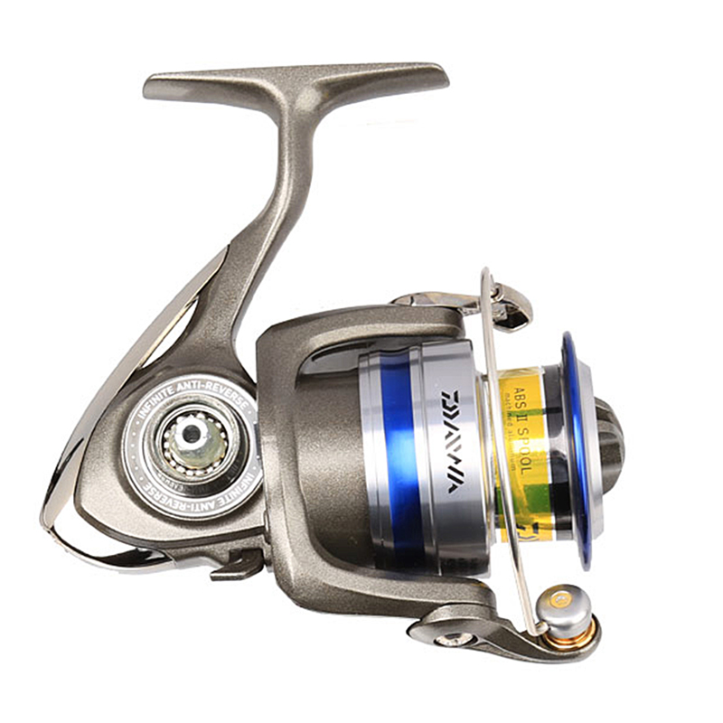 DAIWA MEGAFORCE 2500A 3000A 5.3:1 4+1BB Spinning Reel 4-6KG Power Fishing Reel Sea Fishing
