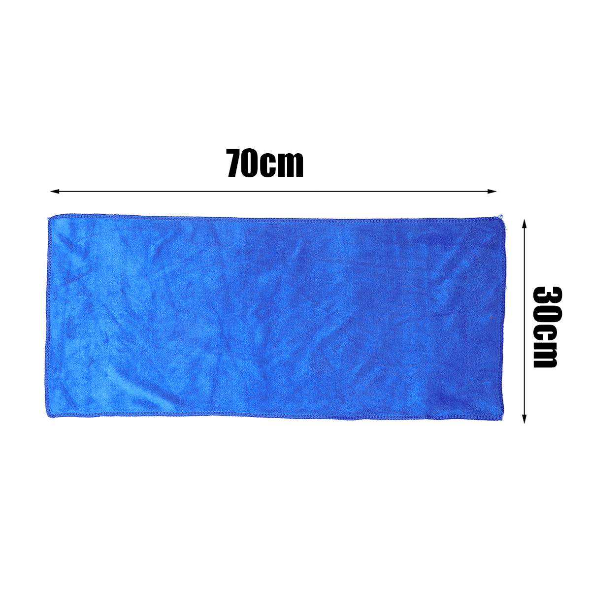 Microfiber Cloth Remove Scratches: Microfiber Cleaning Cloths No Scratch Rag Car Polishing