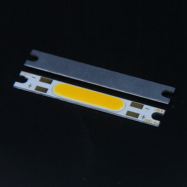 3W COB DIY LED Light Chip 50x7mm Strip Bar On Board DC9-12V