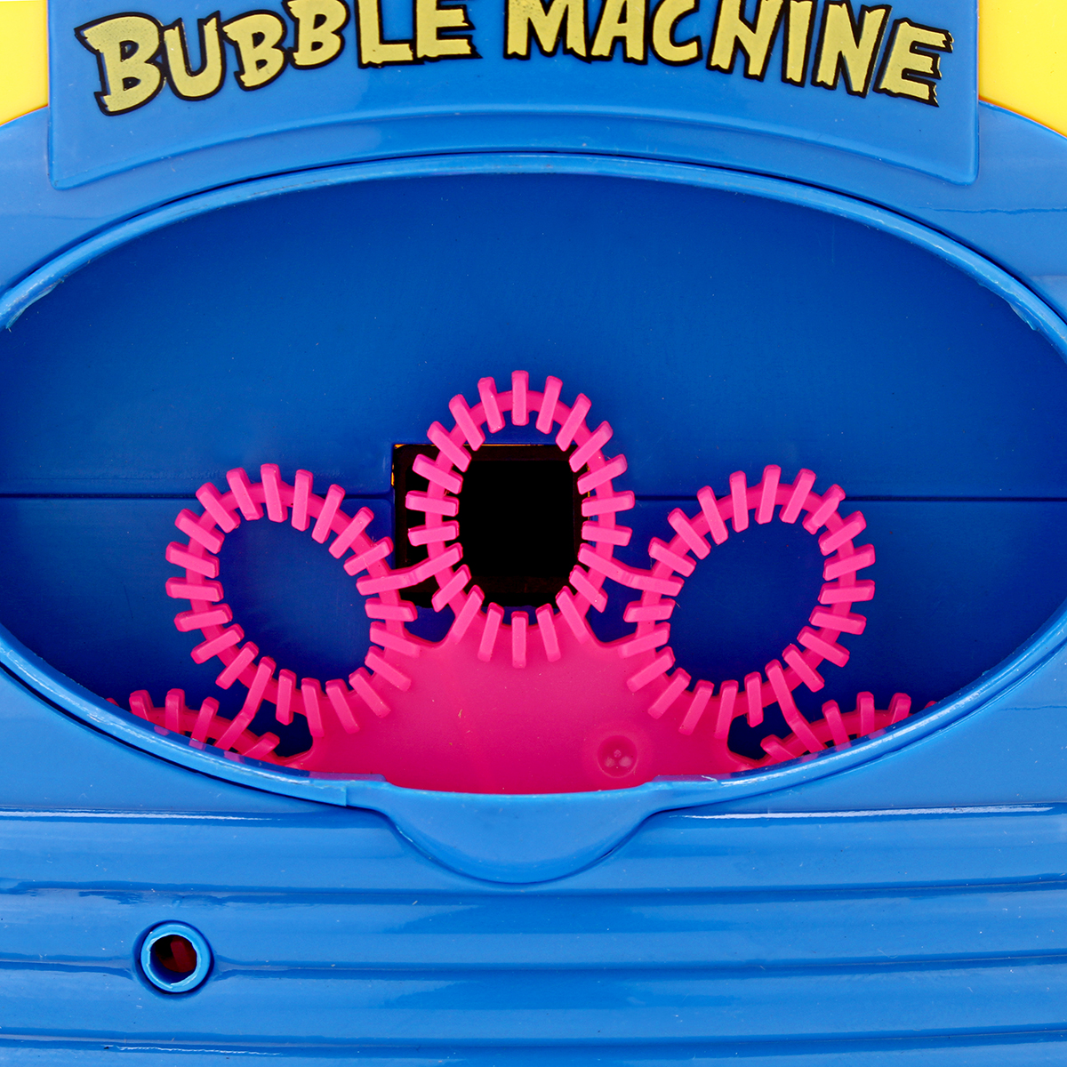 Electronic Automatic Bubble Machine Blower Maker Toys For Kids light Up Flashing Bubble Gun