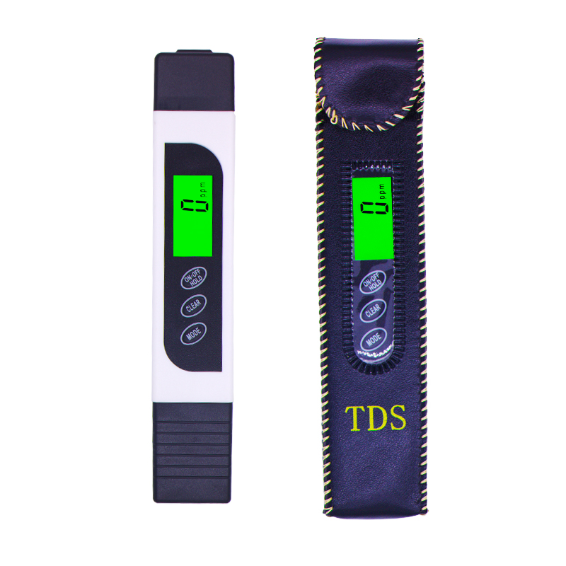 Digital 3 In 1 Tester LCD TDS EC Meter Temperature Conductivity Water Filter Purity Liquid Qualilty Testing Pen