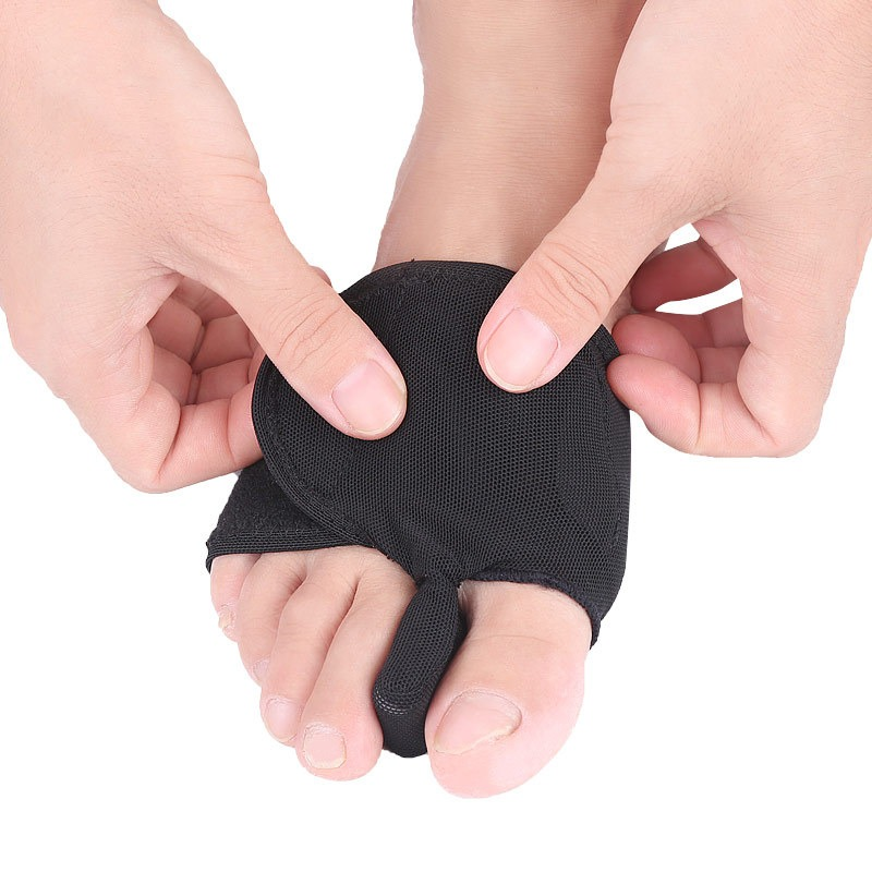 1 Pair Thumb Valgus Foot Cover Toe Corrector Forefoot Care