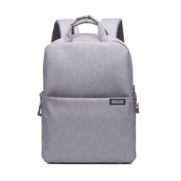 Caden L5 Fashion Men Women Large Travel Shoulder Bag for Camera Laptop Tripod Waterproof Anti Theft