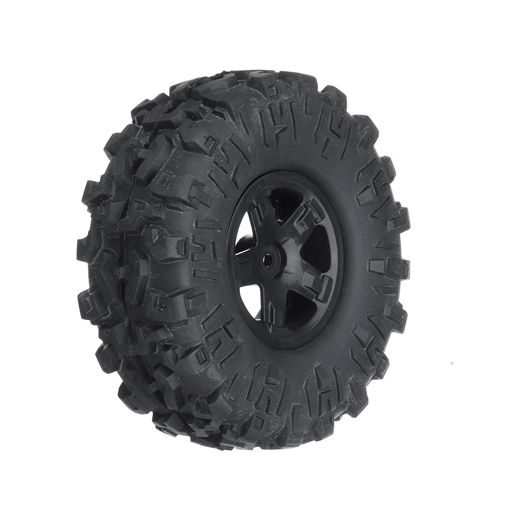 1PC REMO P7971 RC Car Wheel Tire For 1/10 1093-ST/1073/SJ 2.4G 4WD Waterproof Brushed Crawler Rc Car Parts - Photo: 2