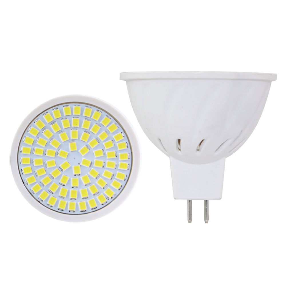 E27 MR16 GU10 3W/4W/5W SMD3528 LED Spotlightting Bulb Warm White/White AC110V/220V
