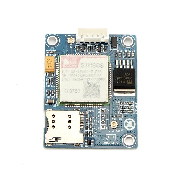SIM808 Module GPS GSM GPRS Quad Band Development Board For Arduino