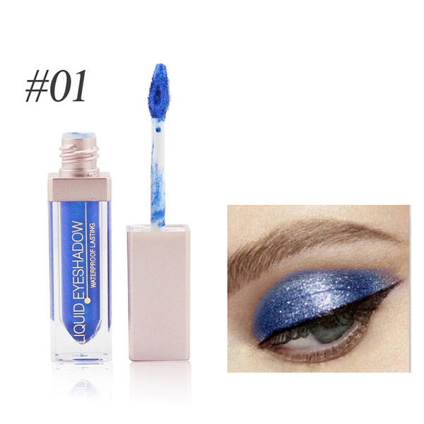 CHANLEEVI Glitter Liquid Eyeshadow Masquerade Makeup
