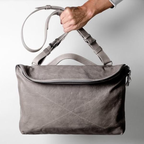 Ekphero Men Handbag Casual Multifunction Bag Messenger Bag