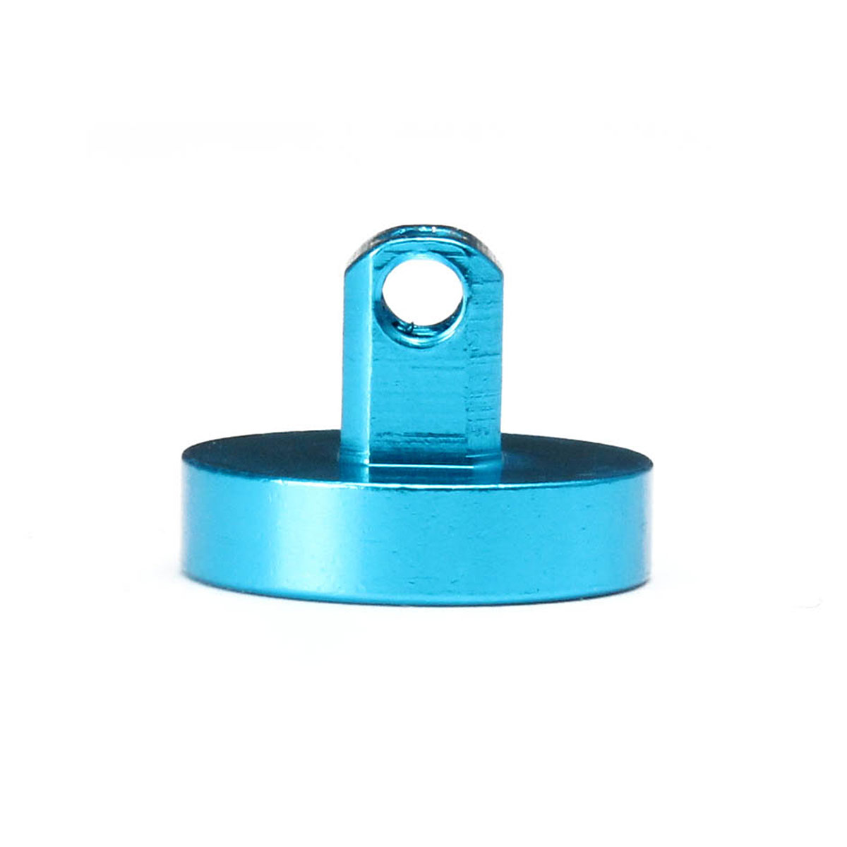 1/10 Blue Alloy Magnetic Stealth Invisible Body Post Mount RC Car Crawler