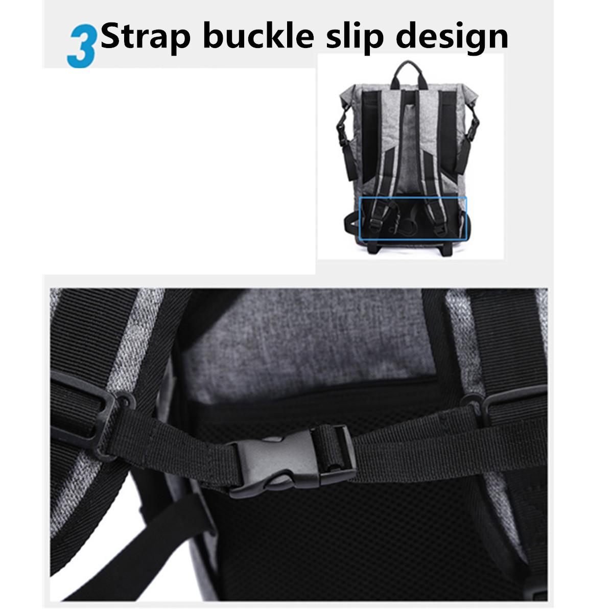 Men Women Luggage Travel Bag Satchel Shoulder Gym Sports Backpack Swimming Bag Wash Handbag