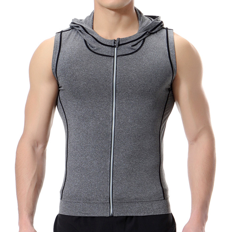Men's Training Suit Long-sleeved Sports Jacket Tops