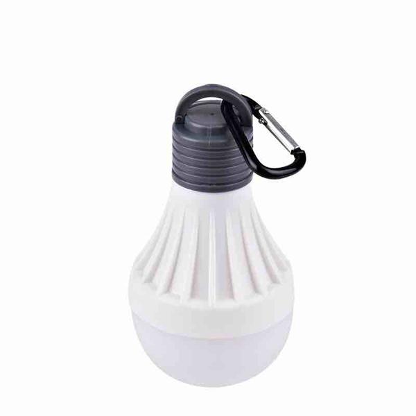 1W Portable Hanging LED Ball Camping Tent Light Bulb Outdoor Fishing Hiking Lantern Night Lamp