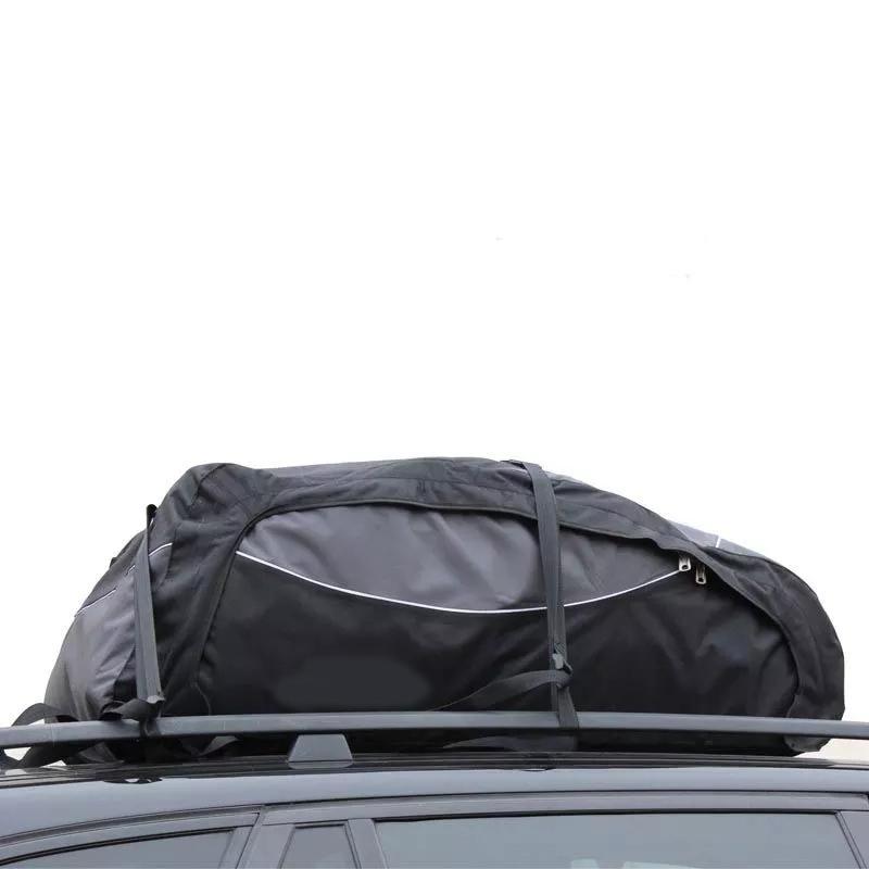Image of 105x80x45cm Wasserdichte Autos Dach Top Cargo Tragetasche Travel Storage Pack Satteltaschen