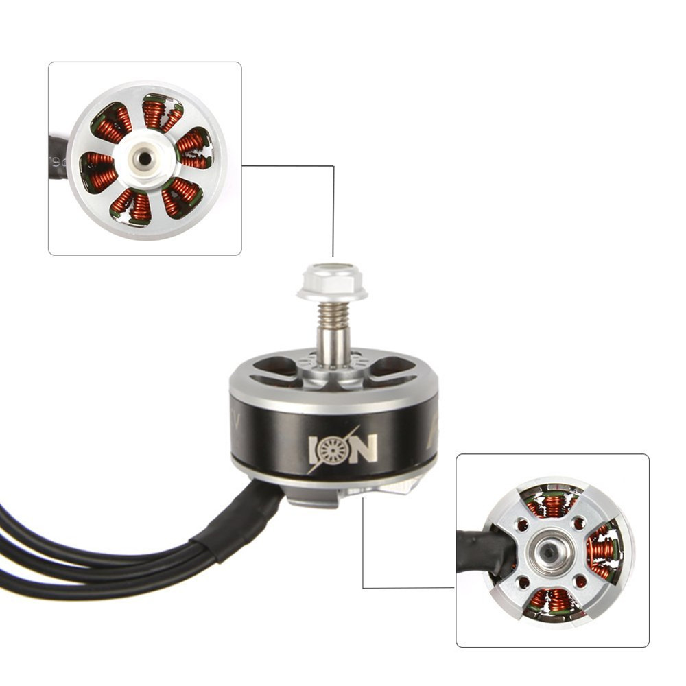 IFlight Ion Drive ID2506 2506 2100KV 2450KV 3-4S Brushless Motor for RC Drone FPV Racing