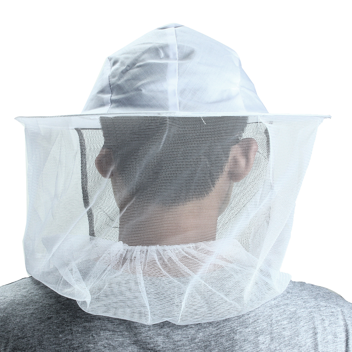 Garden Supplies Beekeeping Supplies Logical Neck Cover Mask Portable Beekeeping Hat Outdoor Head Bee Tool Protective Cap Mosquito Bee Net Veil Face