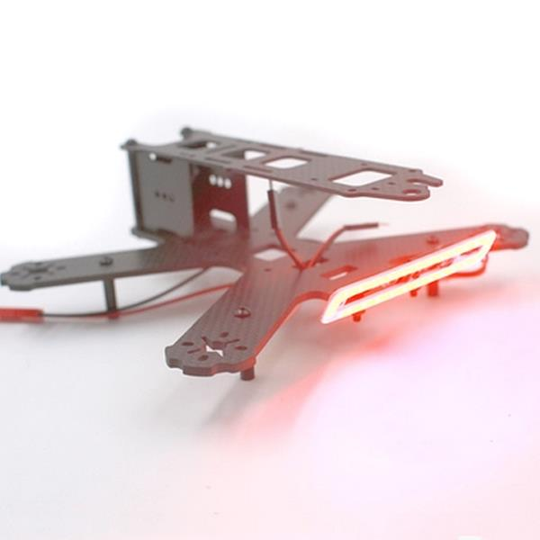 MIKO RGB Three-color LED Tail Light Board 3S 12V For QAV210 180 250 280 Multicopter Night Lights for RC Drone