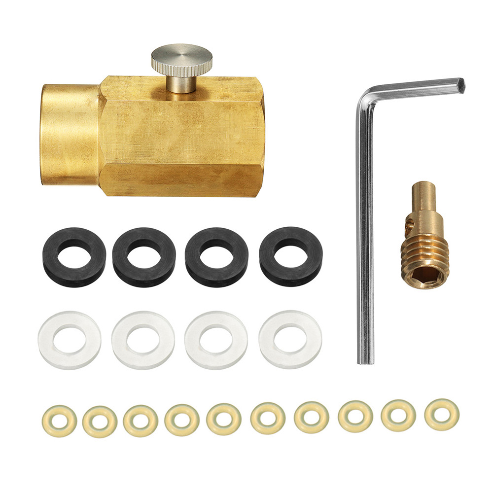 Parts & Accessories - CO2 Refill Adapter Connector Cylinder Kit