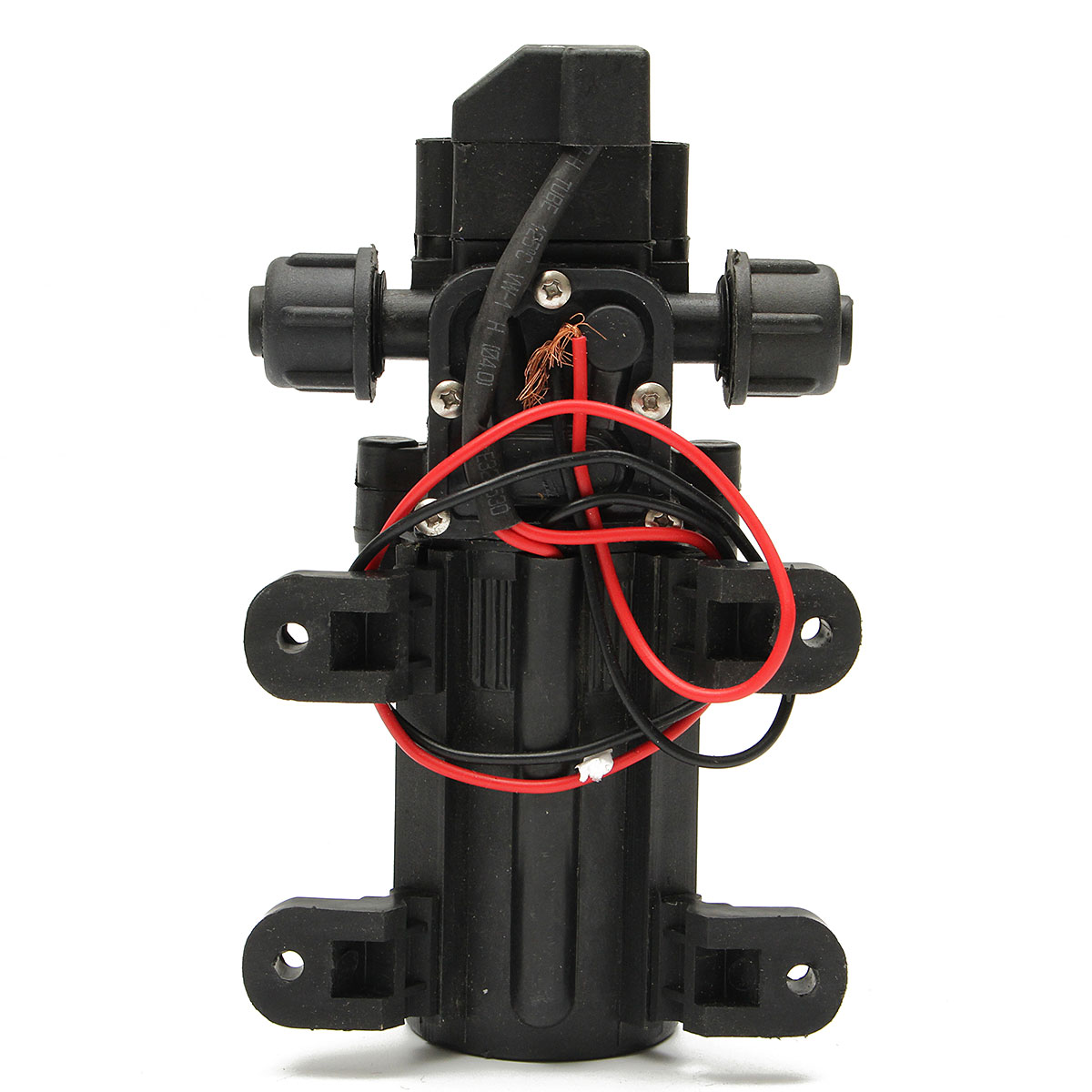 FL-3308 130PSI 6L/Min Water High Pressure Diaphragm Pump Caravan Boat DC12V
