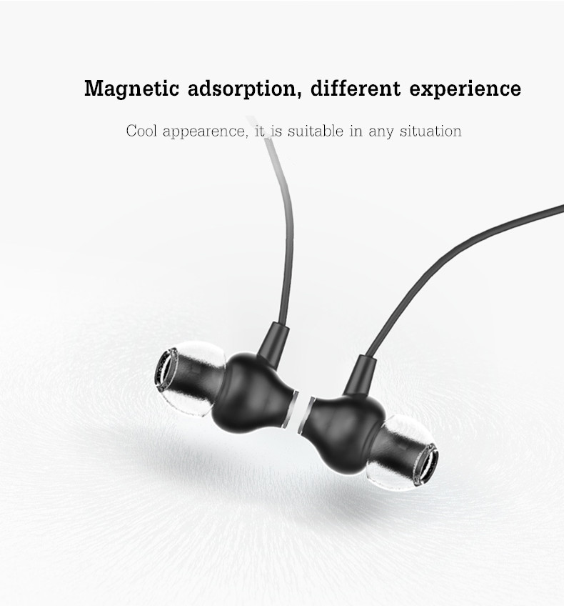Xiaomi QCY QY25 Sport Music Neckband Wireless bluetooth Earphone Headphone With Vibration Function