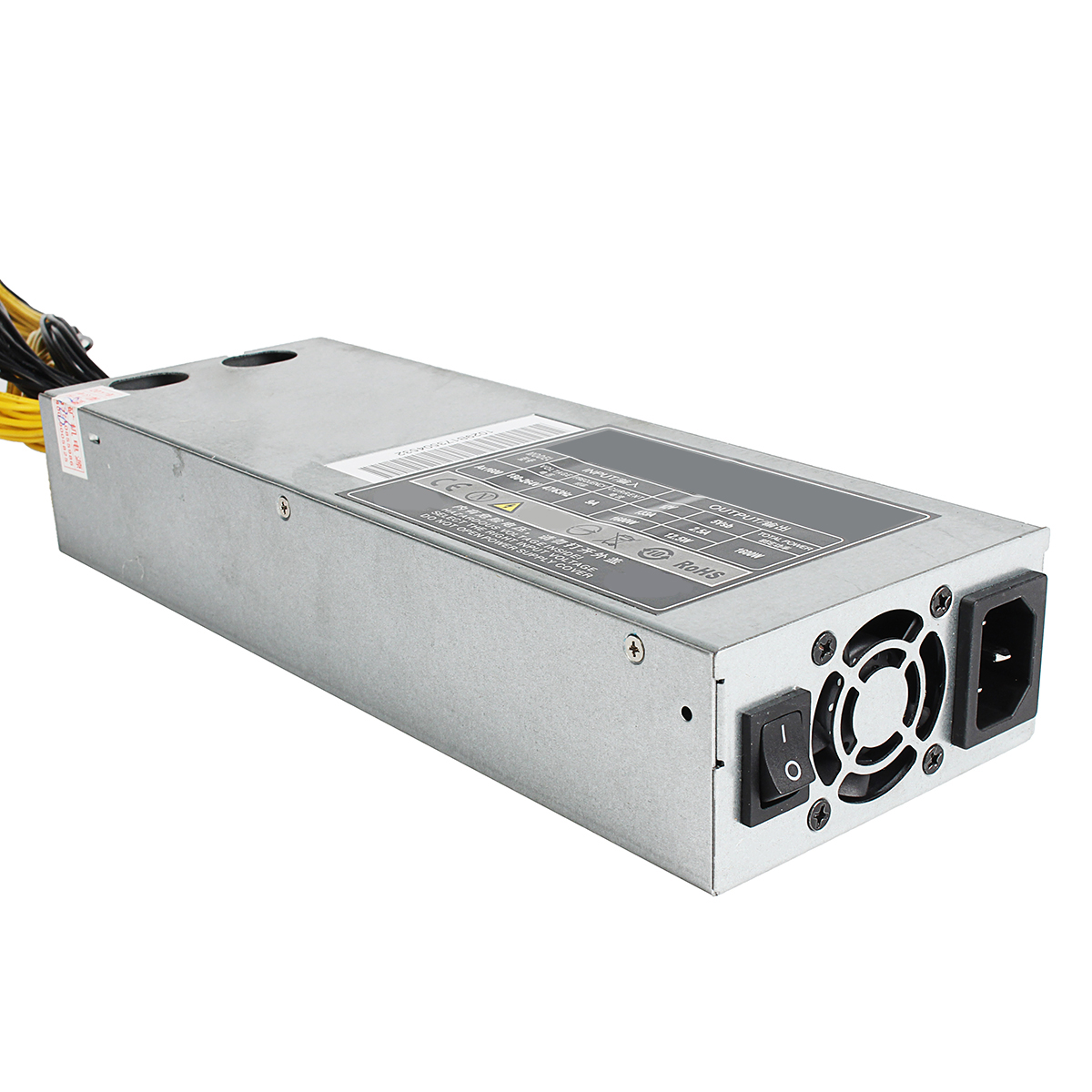 1600W Mining Power Supply For A6 A7 S7 S9 T9 E9 Ethereum Antminer Miner Machine