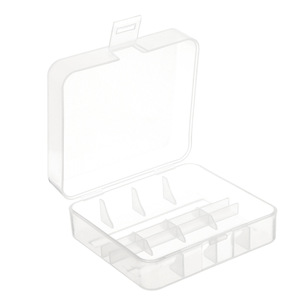1pc 26650 Battery Case Holder Box For 2X26650 battery