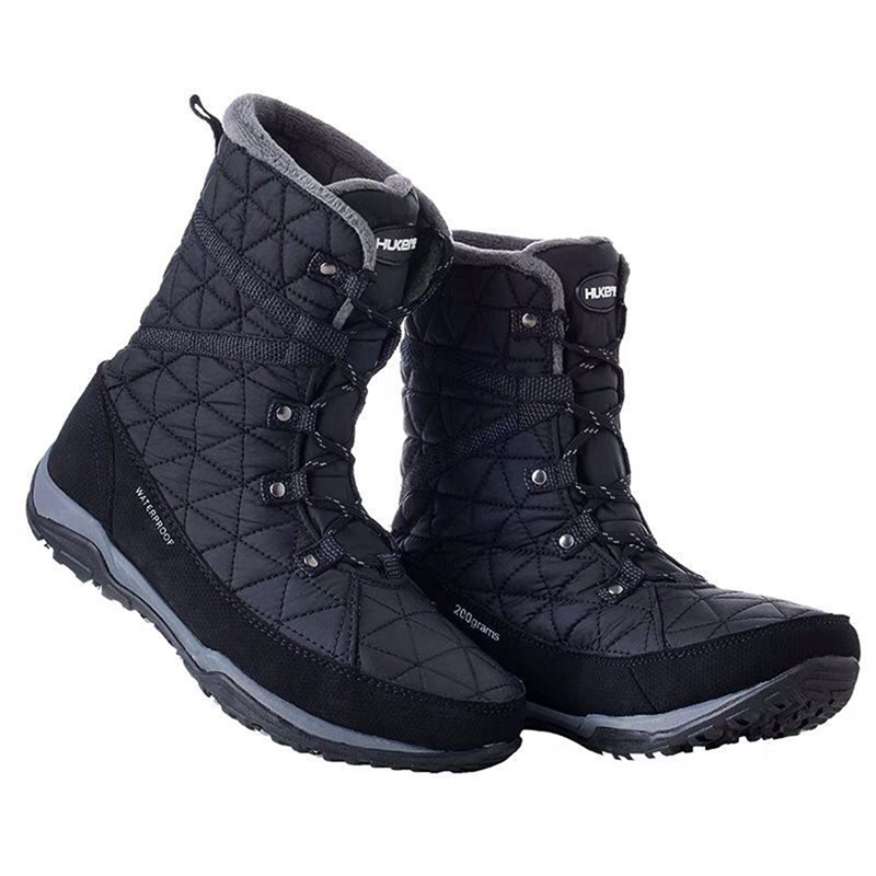 LOSTISY Waterproof Outdoor Casual Keep Warm Snow Boots