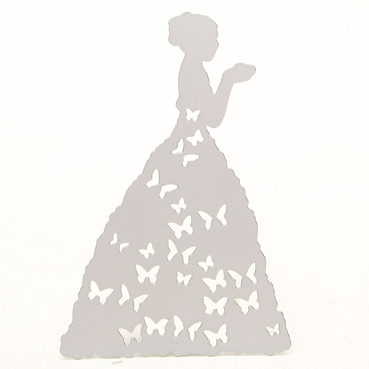 Modern Girl Princess Side Cutting Dies DIY Scrapbook Photo Album Paper Craft