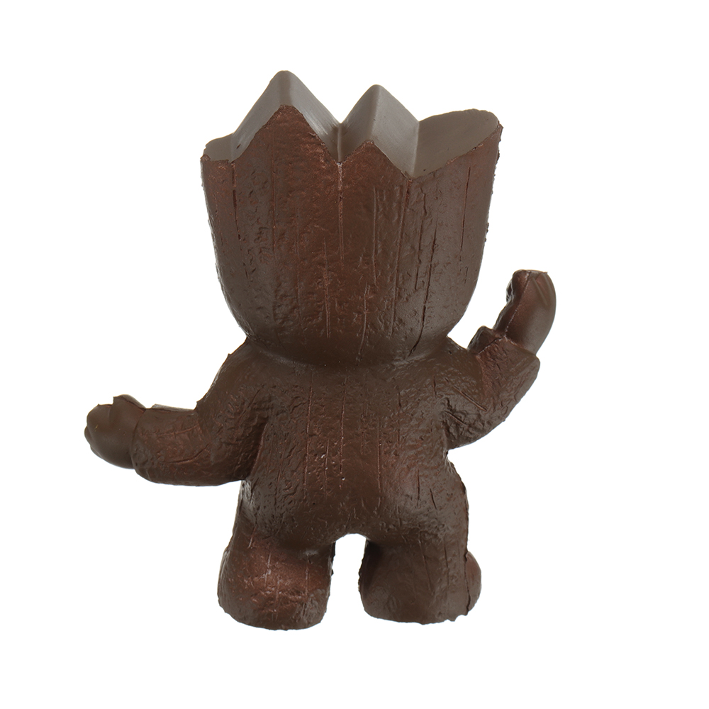 Small Tree Squishy 13.5*11.5CM Slow Rising Soft Giant Toy With Packaging
